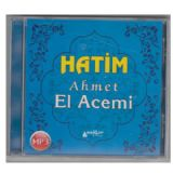 Ahmet El Acemi Kur'an-I Kerim Mp3 Hatim MP3 CD