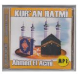 Kur'an Mp3 Hatmi Mp3 CD Ahmed El Acmi