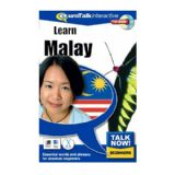 Learn Malay Talk Now Beginners Malezya Eğitim Seti CD