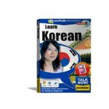 Learn Korean Talk Now Beginners Korece Eğitim Seti CD