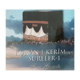 Suat Göztok Kur'an-I Kerim'den Sureler 1 Audio CD