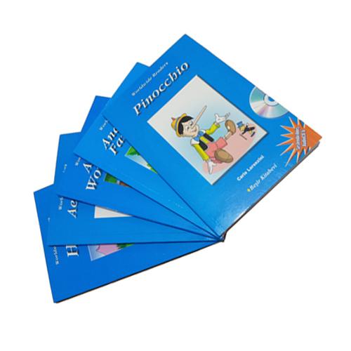 Beşir Level 1 Yabancı Dil Ingilizce Hikaye Setleri 5 Kitap 5 Audio