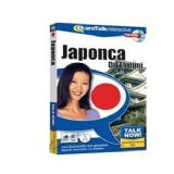 Learn Japanese Talk Now Beginners Japonca Eğitim Seti CD